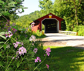 Tour Southern Vermont's Covered Bridges